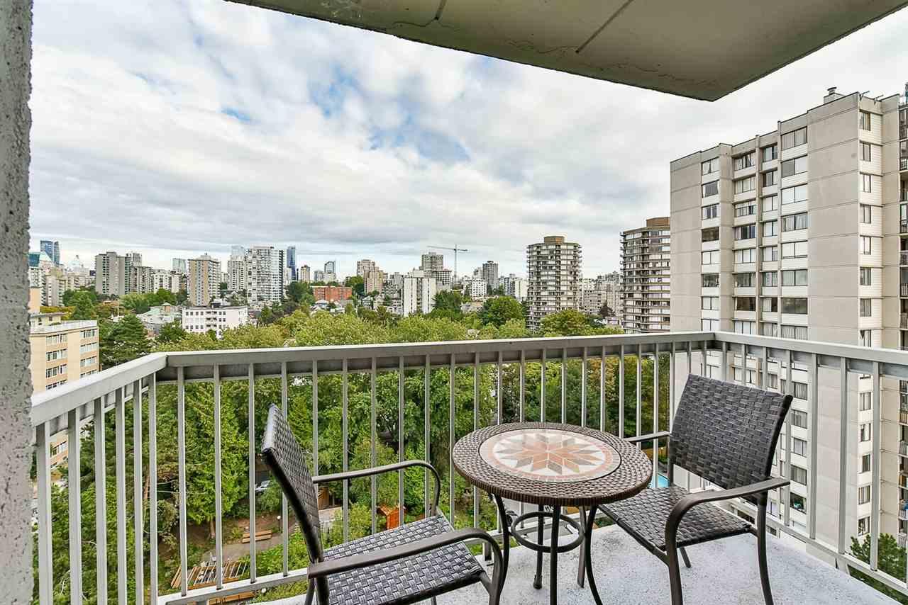 Condo Apartment at 1405 1740 COMOX STREET, Unit 1405, Vancouver West, British Columbia. Image 16