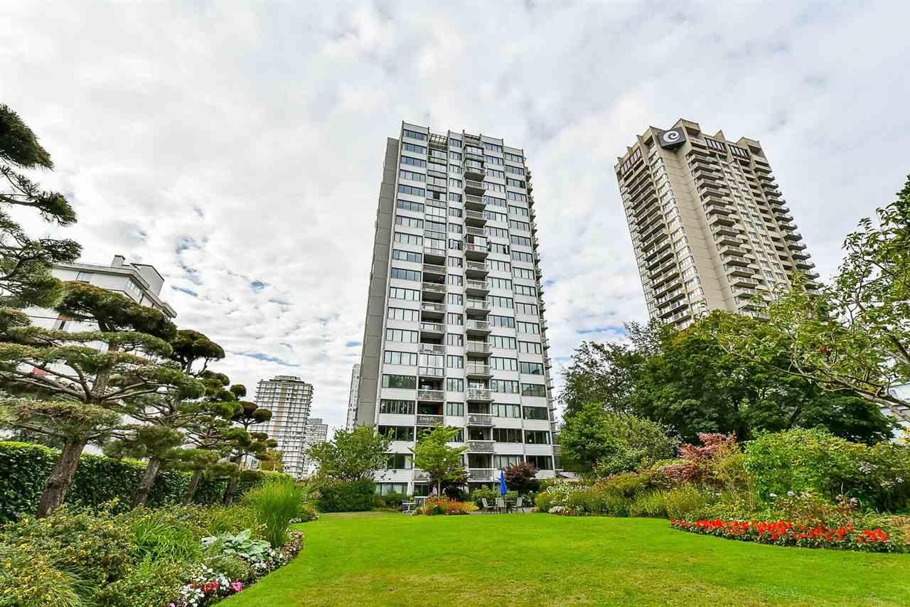 Condo Apartment at 1405 1740 COMOX STREET, Unit 1405, Vancouver West, British Columbia. Image 17