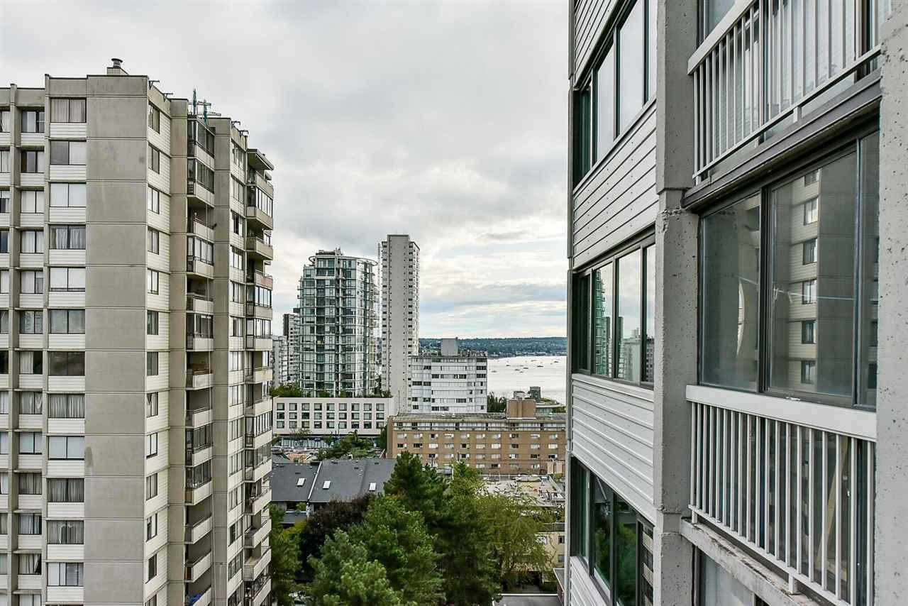 Condo Apartment at 1405 1740 COMOX STREET, Unit 1405, Vancouver West, British Columbia. Image 19