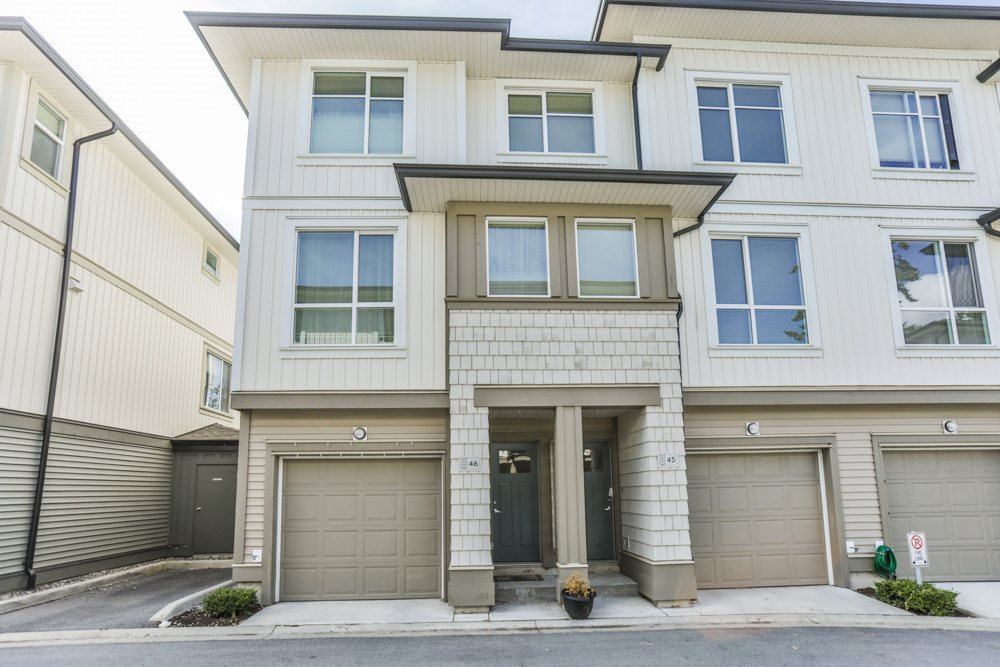 Townhouse at 46 8355 164 STREET, Unit 46, Surrey, British Columbia. Image 3