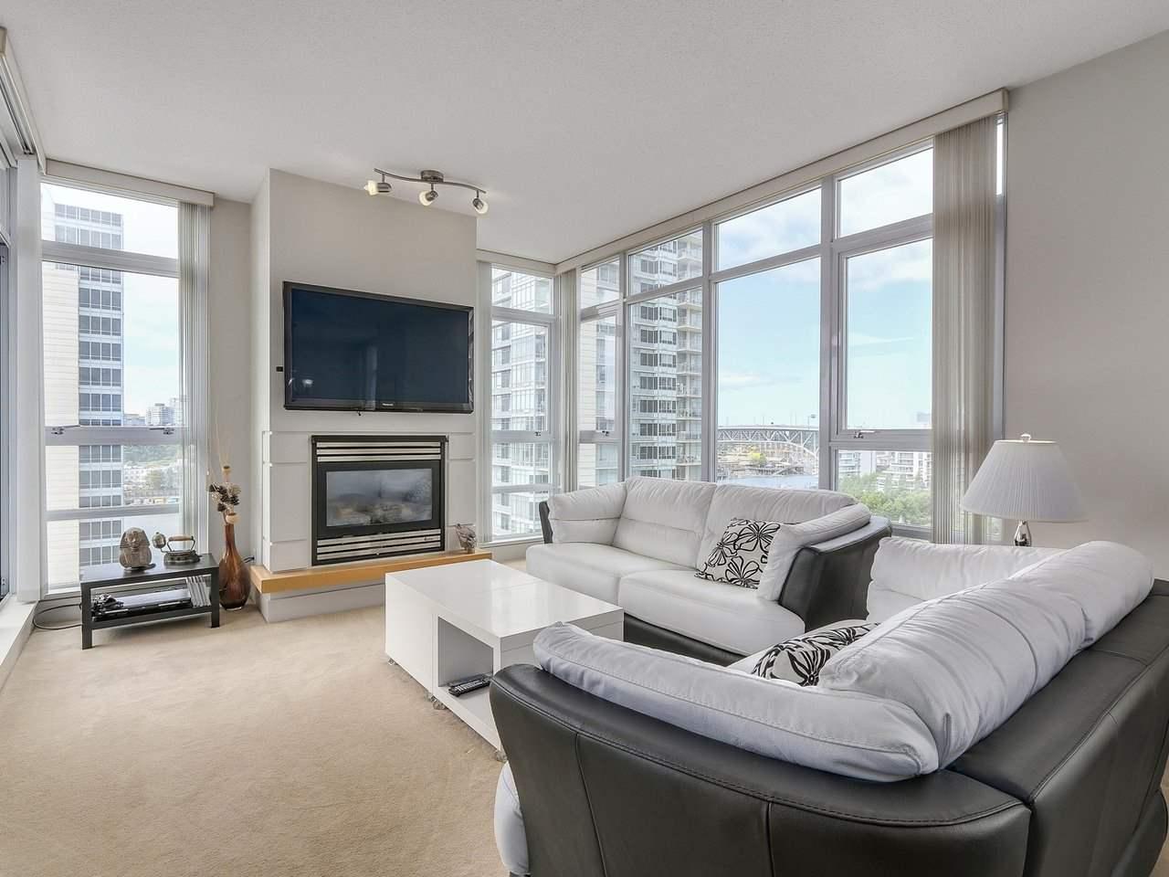 Condo Apartment at 1106 1483 HOMER STREET, Unit 1106, Vancouver West, British Columbia. Image 3