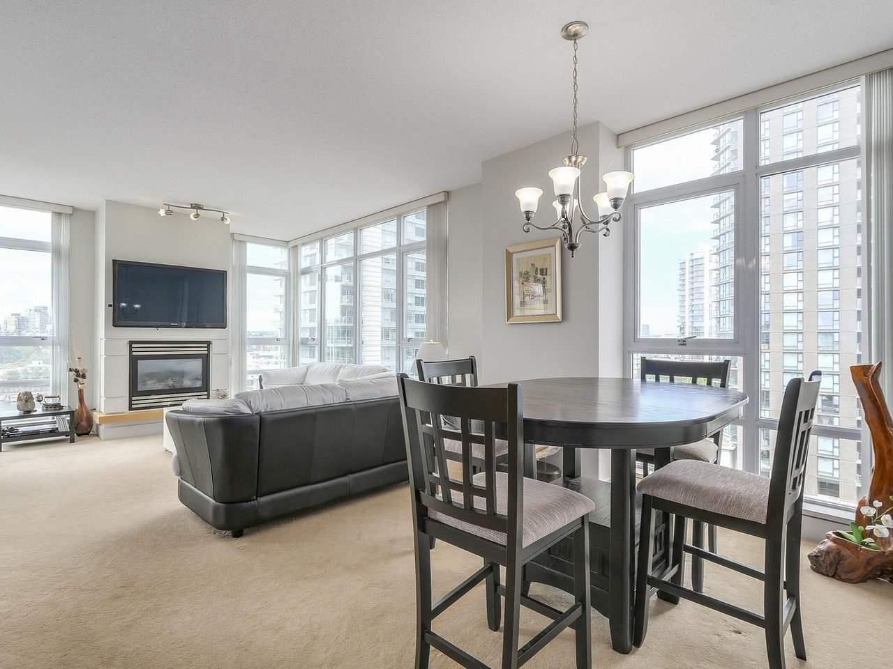 Condo Apartment at 1106 1483 HOMER STREET, Unit 1106, Vancouver West, British Columbia. Image 6