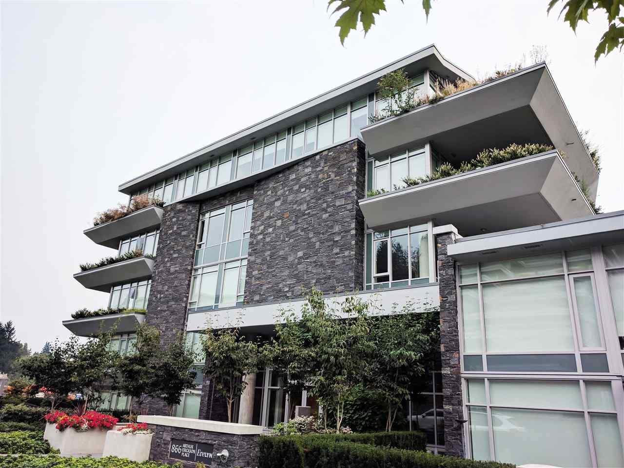 Condo Apartment at 601 866 ARTHUR ERICKSON PLACE, Unit 601, West Vancouver, British Columbia. Image 1