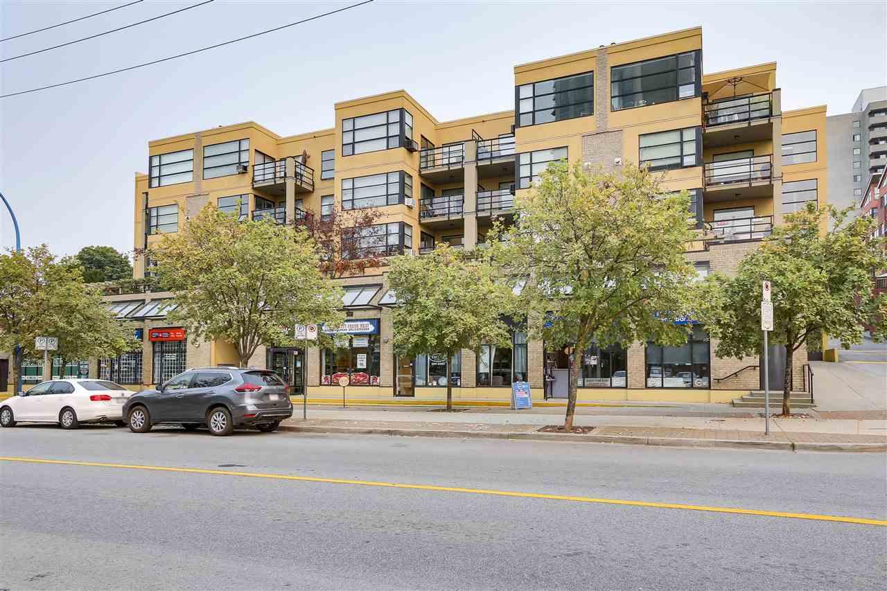 Condo Apartment at 508 124 W 3RD STREET, Unit 508, North Vancouver, British Columbia. Image 1