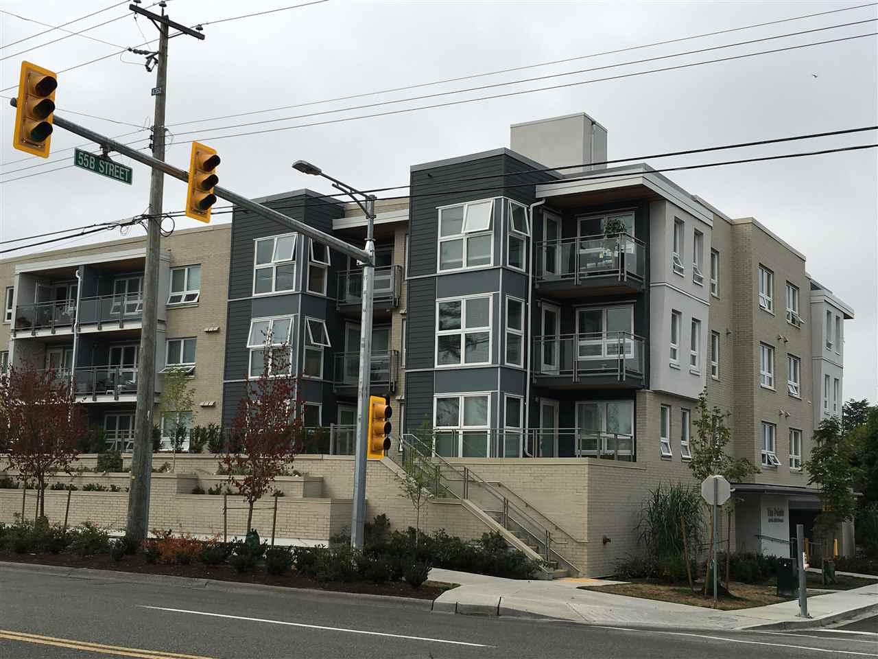 Condo Apartment at 307 4815 55B STREET, Unit 307, Ladner, British Columbia. Image 1