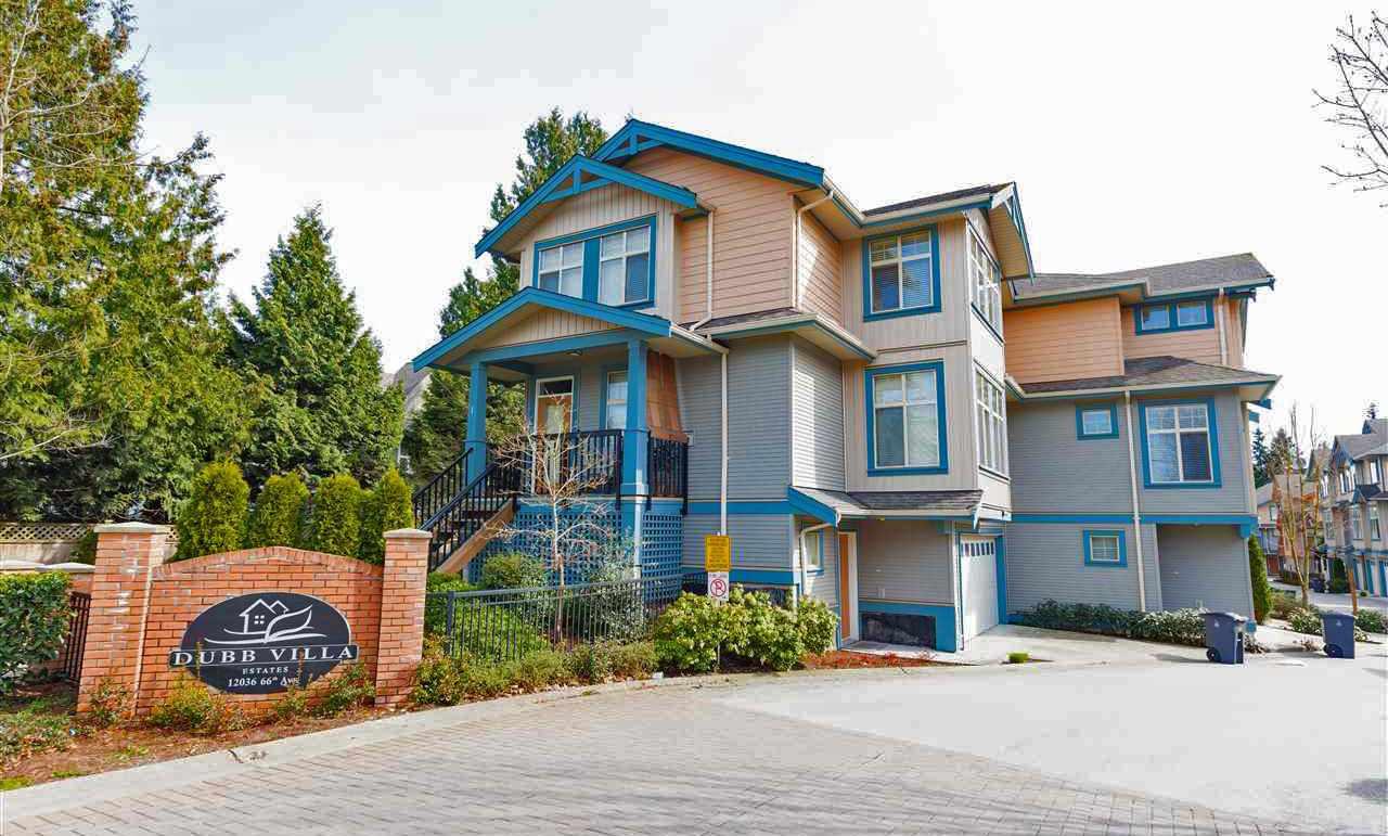 Townhouse at 24 12036 66 AVENUE, Unit 24, Surrey, British Columbia. Image 1