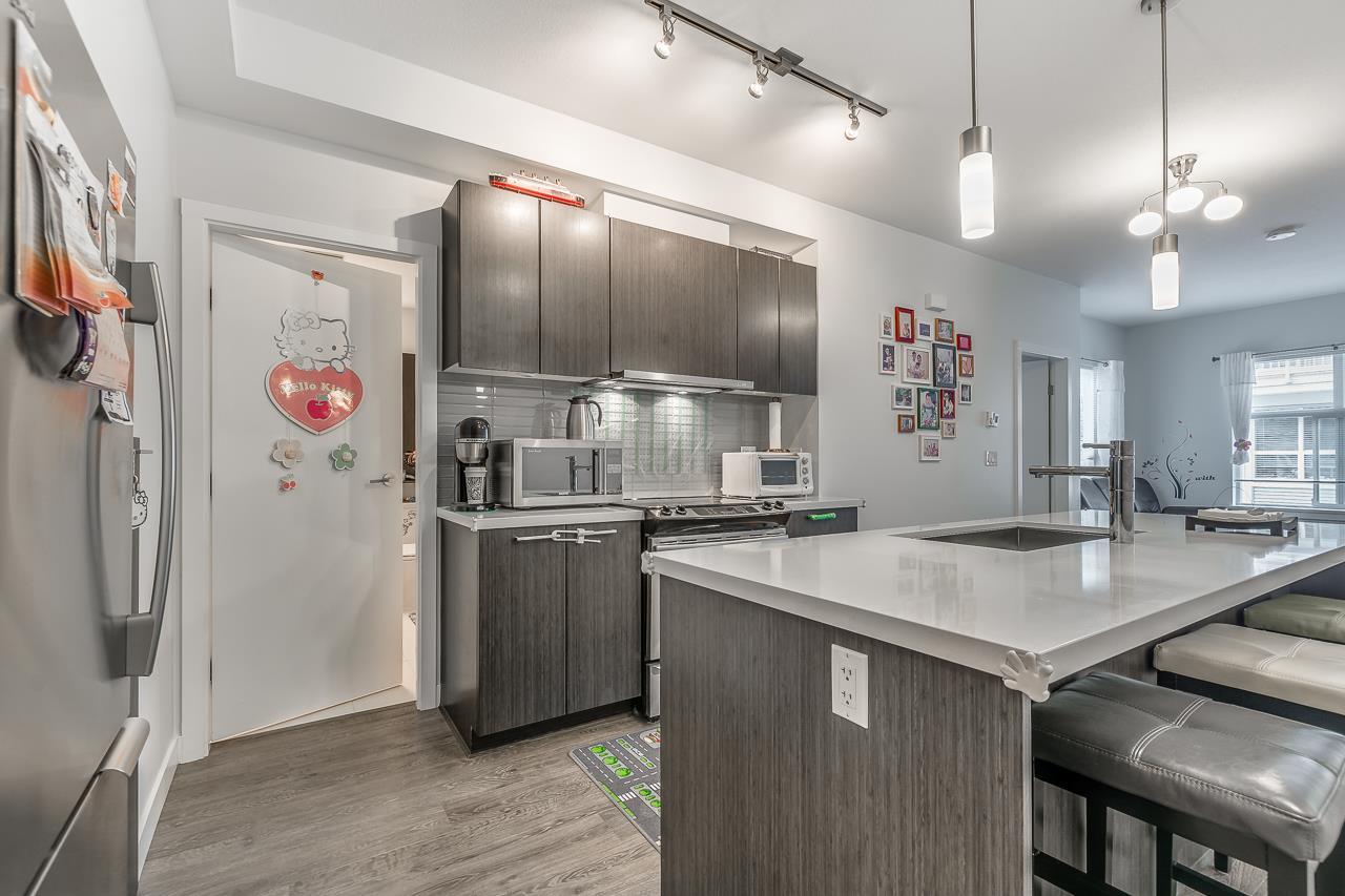 Condo Apartment at 206 618 LANGSIDE AVENUE, Unit 206, Coquitlam, British Columbia. Image 7