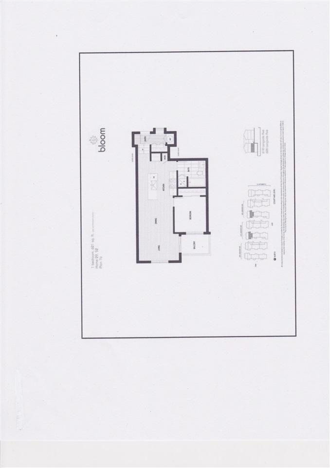 Condo Apartment at 206 618 LANGSIDE AVENUE, Unit 206, Coquitlam, British Columbia. Image 19