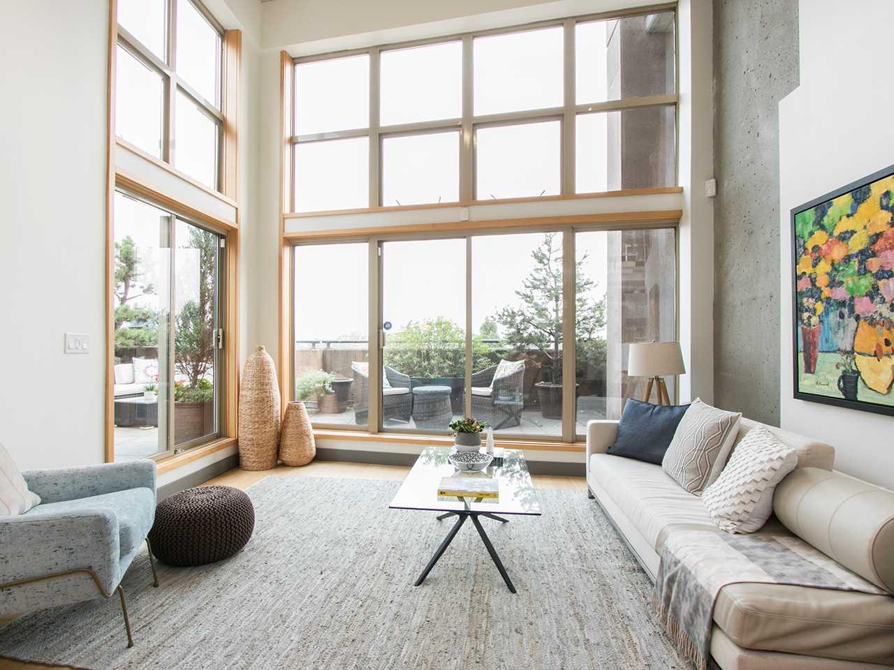 Condo Apartment at 403 1529 W 6TH AVENUE, Unit 403, Vancouver West, British Columbia. Image 1
