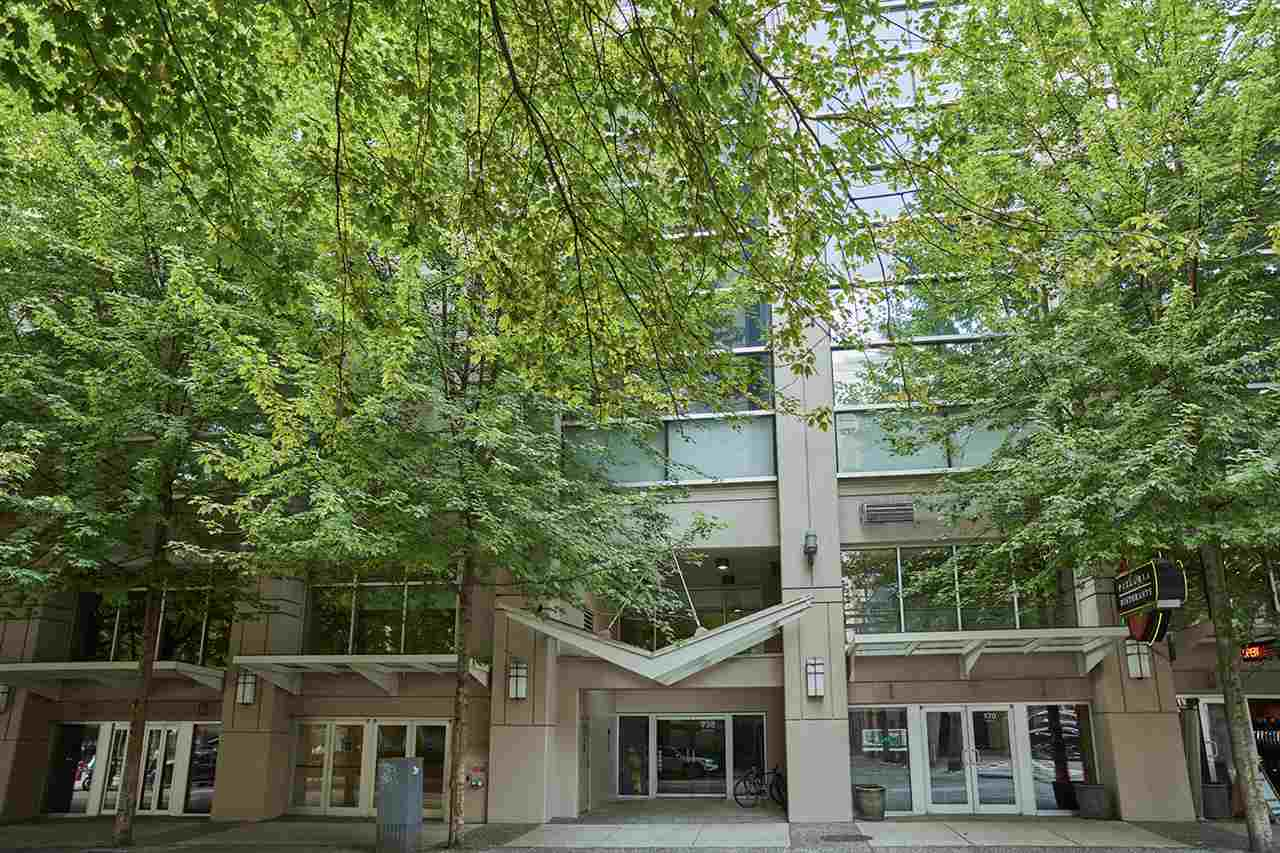 Condo Apartment at 2307 938 SMITHE STREET, Unit 2307, Vancouver West, British Columbia. Image 2