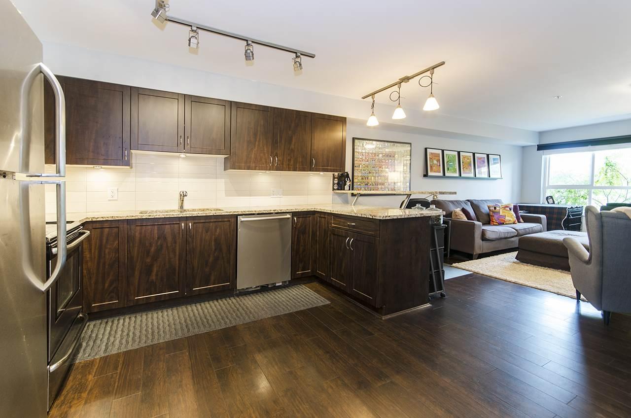 Condo Apartment at 205 2191 SHAUGHNESSY STREET, Unit 205, Port Coquitlam, British Columbia. Image 2