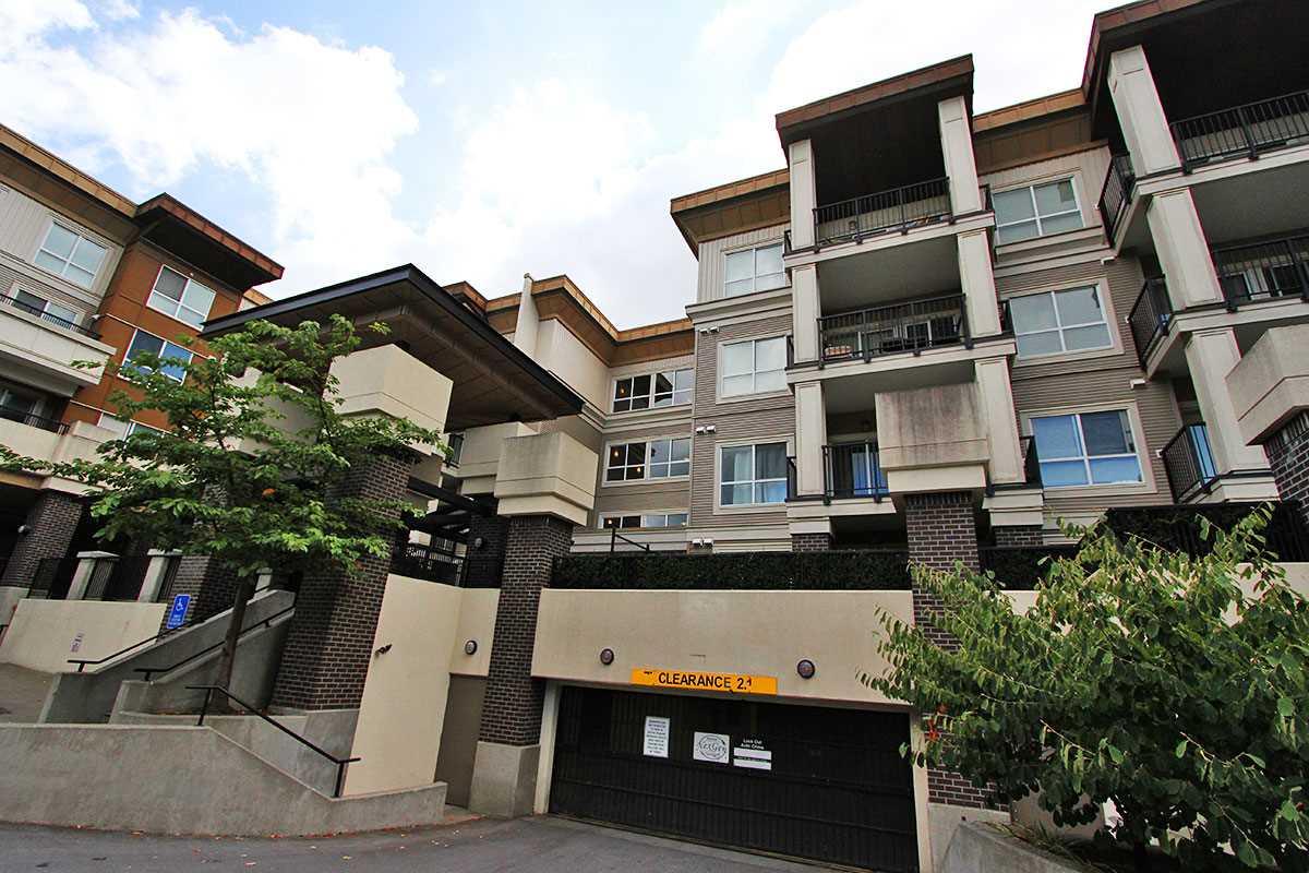 Condo Apartment at 326 9655 KING GEORGE BOULEVARD, Unit 326, North Surrey, British Columbia. Image 1