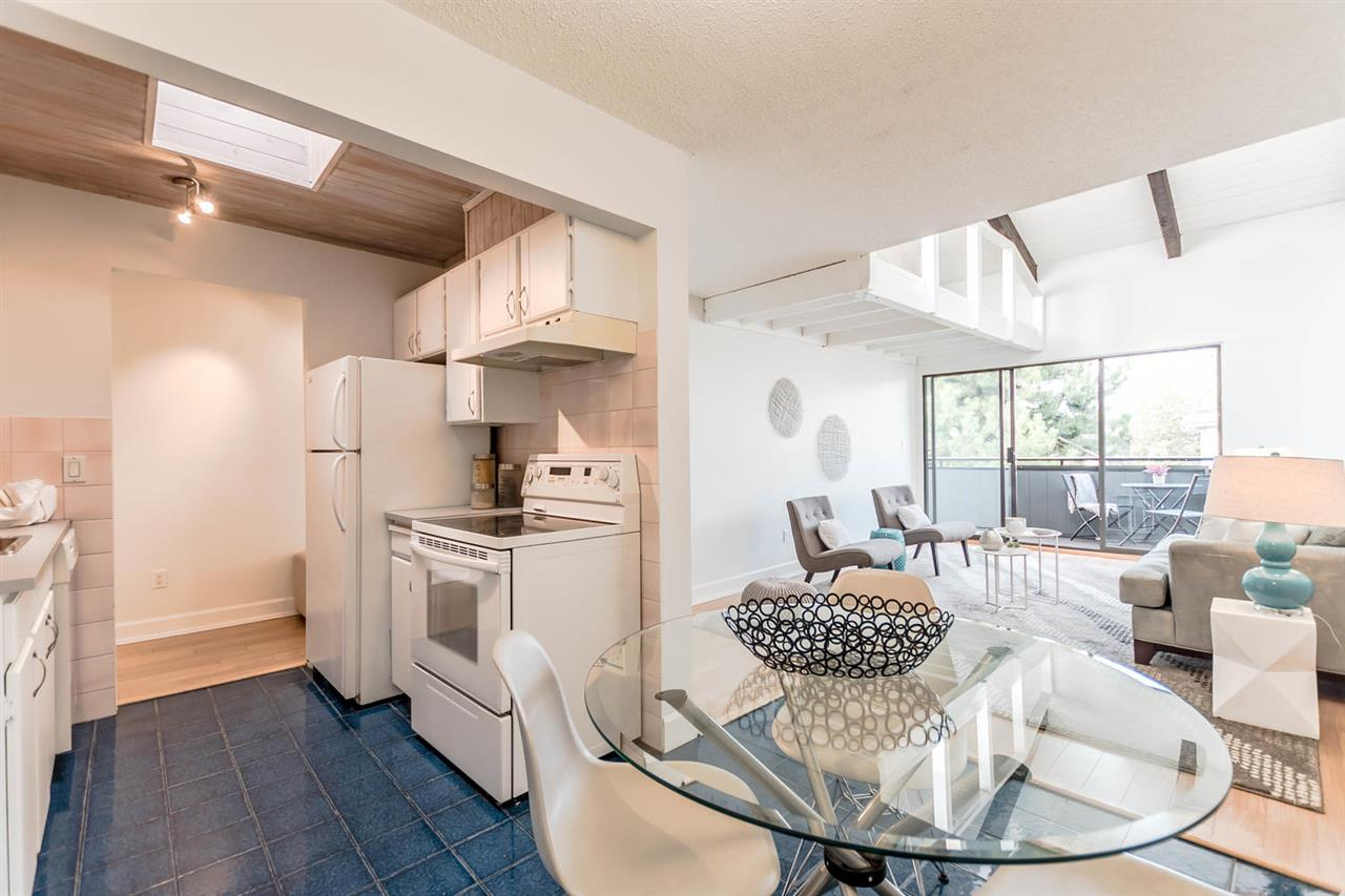 Condo Apartment at 307 2277 MCGILL STREET, Unit 307, Vancouver East, British Columbia. Image 5