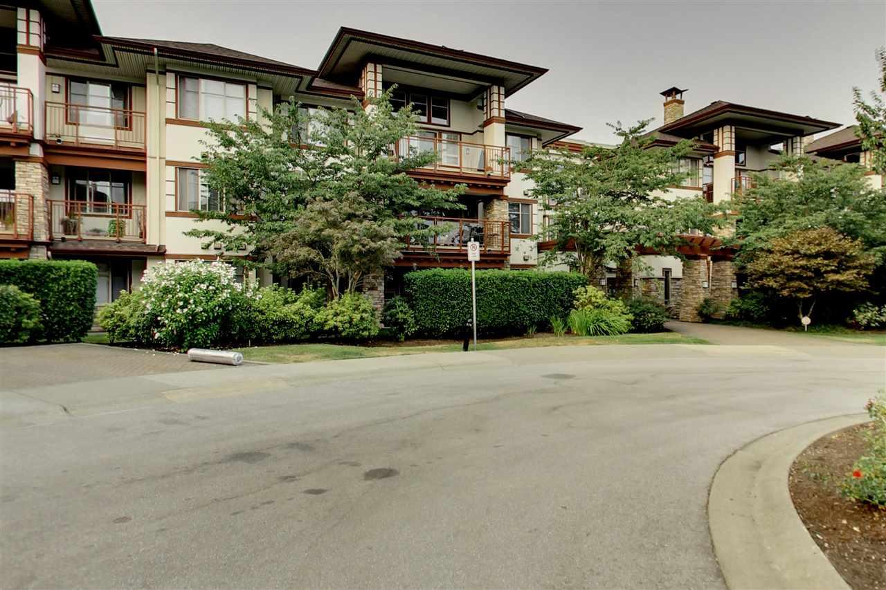 Condo Apartment at 201 16499 64 AVENUE, Unit 201, Cloverdale, British Columbia. Image 1