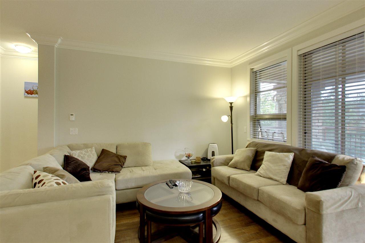 Condo Apartment at 201 16499 64 AVENUE, Unit 201, Cloverdale, British Columbia. Image 5