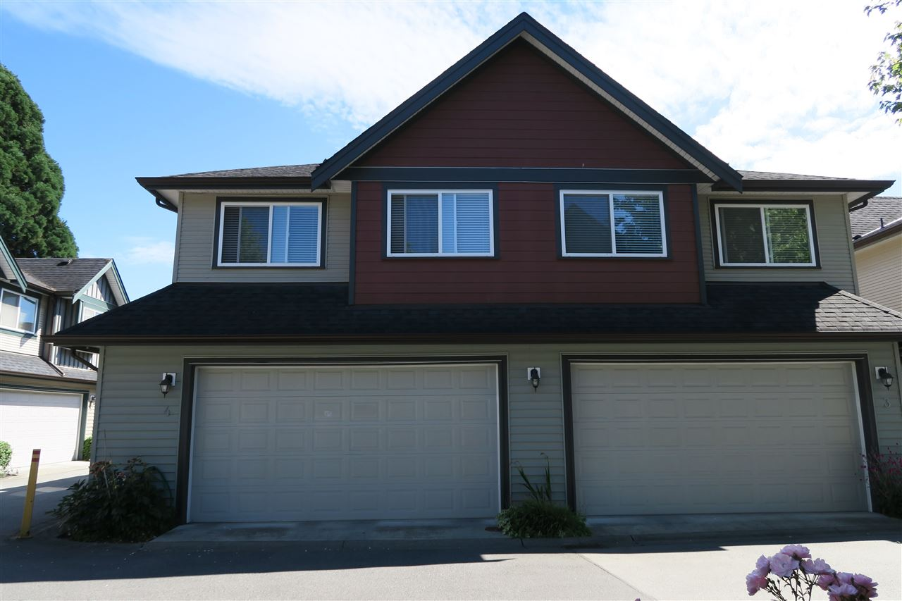 Townhouse at 4 11100 NO. 1 ROAD, Unit 4, Richmond, British Columbia. Image 1