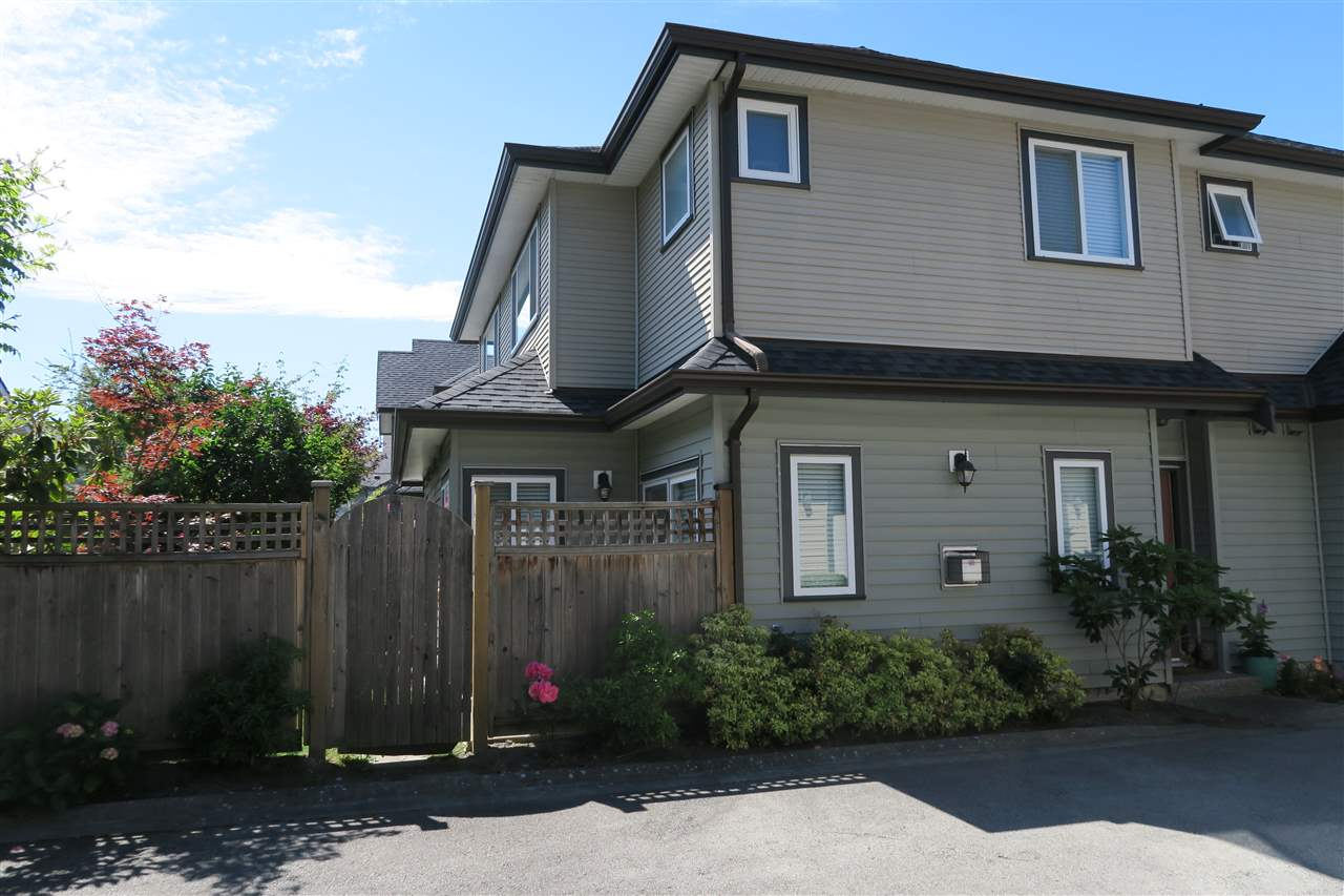 Townhouse at 4 11100 NO. 1 ROAD, Unit 4, Richmond, British Columbia. Image 2