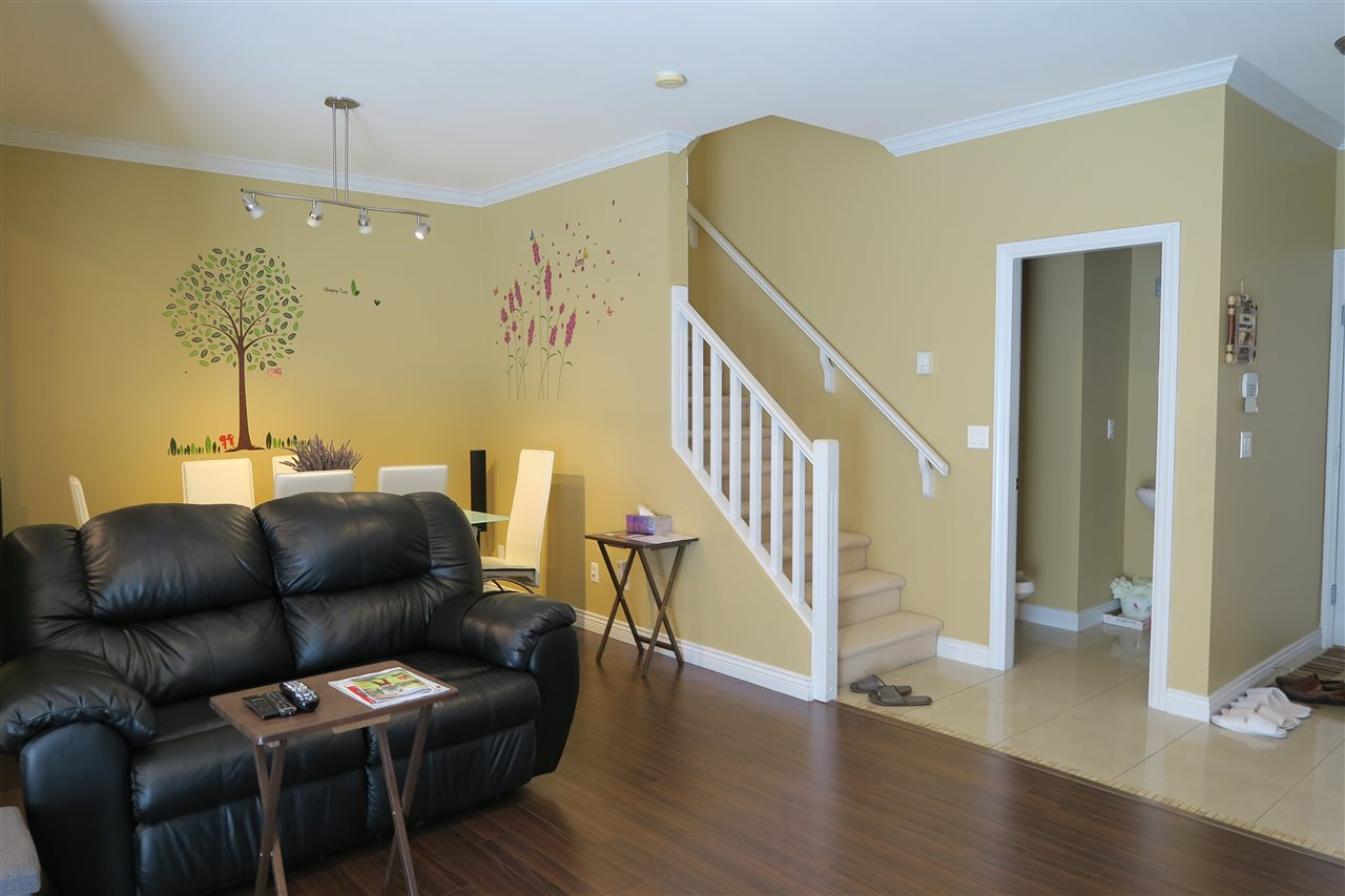 Townhouse at 4 11100 NO. 1 ROAD, Unit 4, Richmond, British Columbia. Image 3