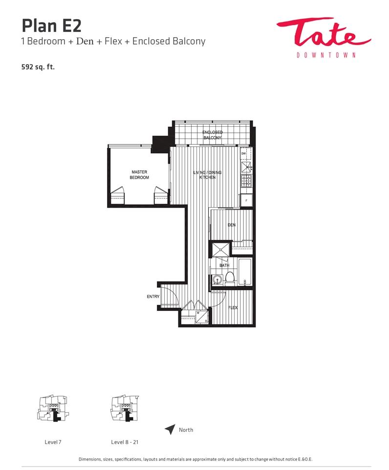 Condo Apartment at 1005 1283 HOWE STREET, Unit 1005, Vancouver West, British Columbia. Image 1