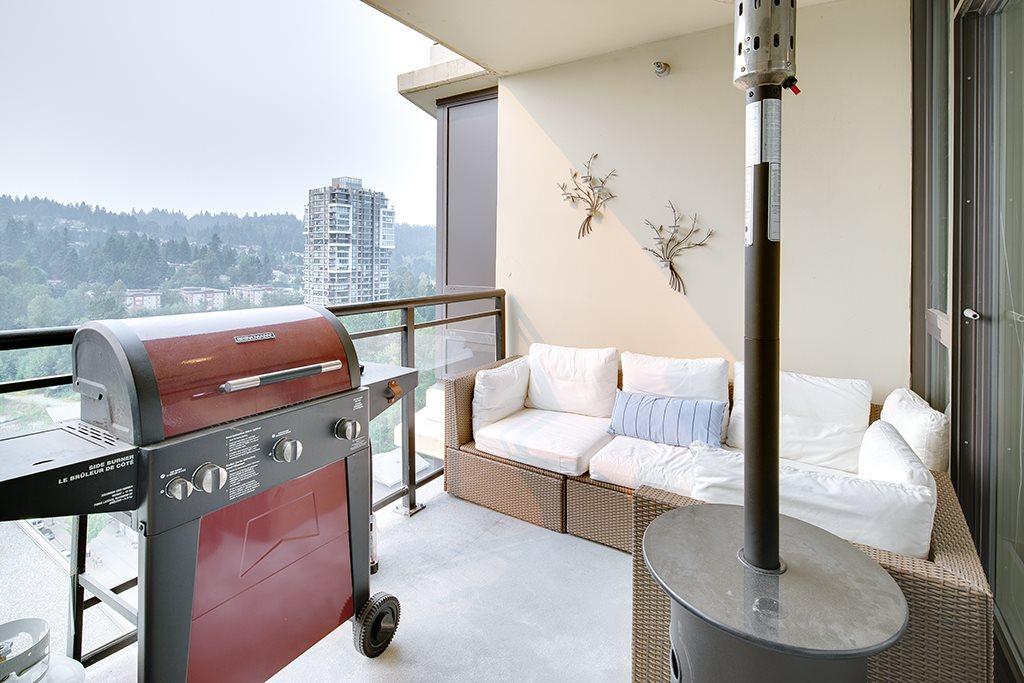 Condo Apartment at 1703 110 BREW STREET, Unit 1703, Port Moody, British Columbia. Image 2