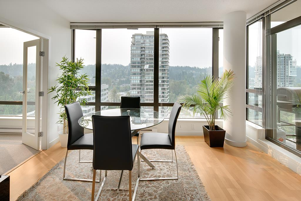 Condo Apartment at 1703 110 BREW STREET, Unit 1703, Port Moody, British Columbia. Image 3
