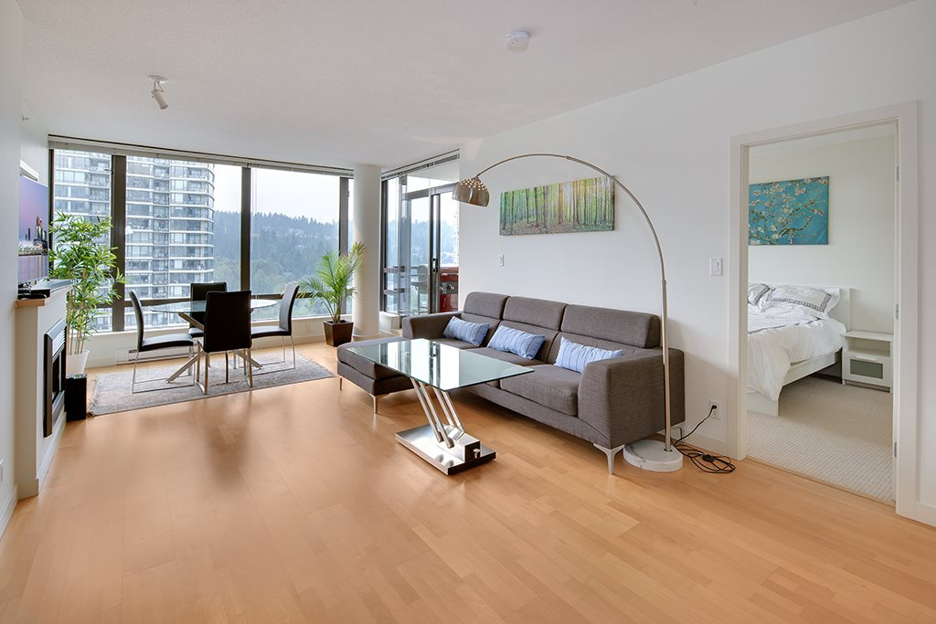 Condo Apartment at 1703 110 BREW STREET, Unit 1703, Port Moody, British Columbia. Image 4
