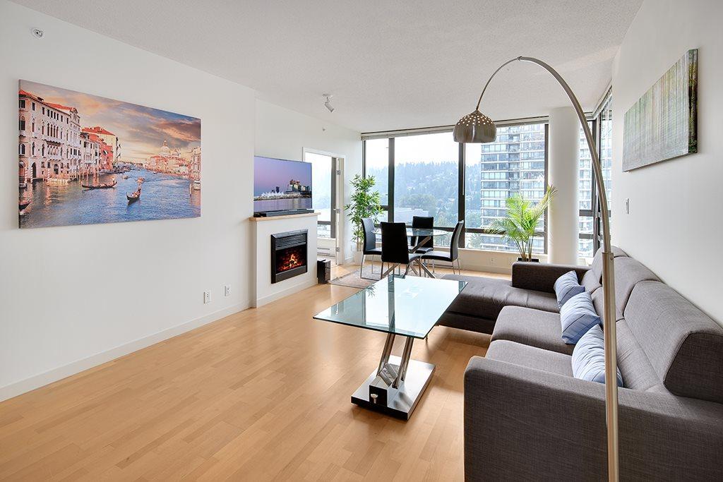 Condo Apartment at 1703 110 BREW STREET, Unit 1703, Port Moody, British Columbia. Image 5