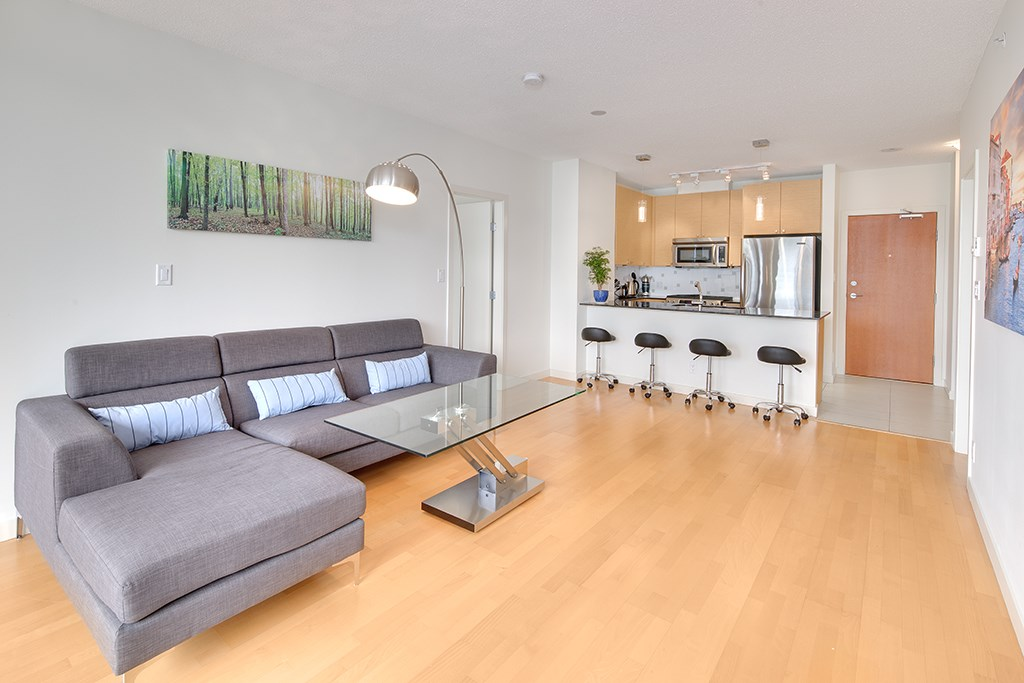 Condo Apartment at 1703 110 BREW STREET, Unit 1703, Port Moody, British Columbia. Image 6