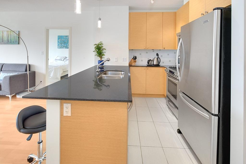 Condo Apartment at 1703 110 BREW STREET, Unit 1703, Port Moody, British Columbia. Image 8