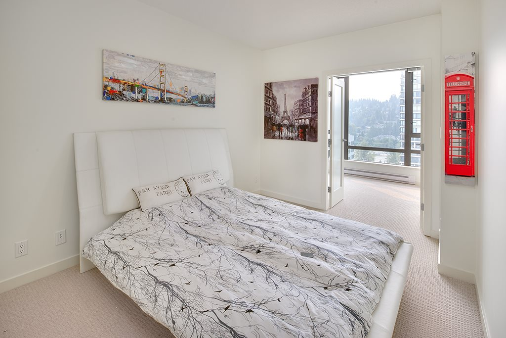 Condo Apartment at 1703 110 BREW STREET, Unit 1703, Port Moody, British Columbia. Image 9
