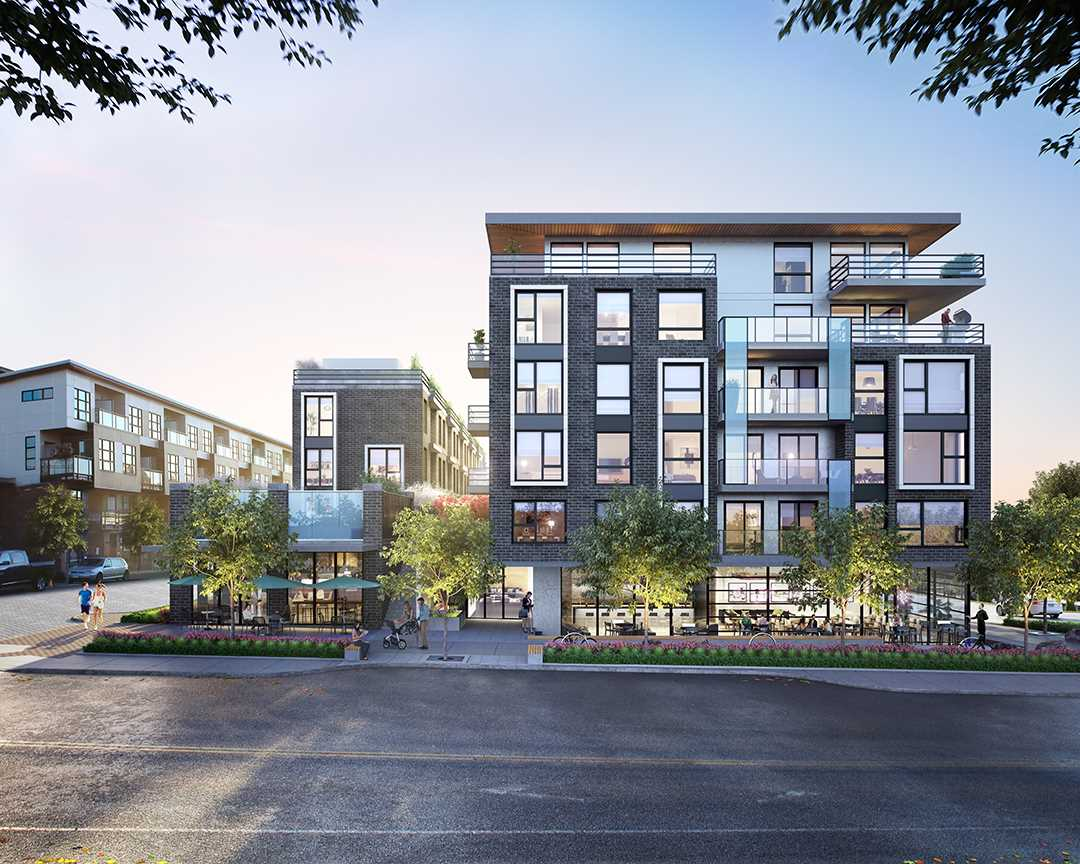 Condo Apartment at 205 83 MOODY STREET, Unit 205, Port Moody, British Columbia. Image 1