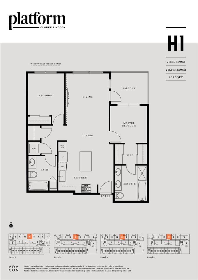 Condo Apartment at 205 83 MOODY STREET, Unit 205, Port Moody, British Columbia. Image 2