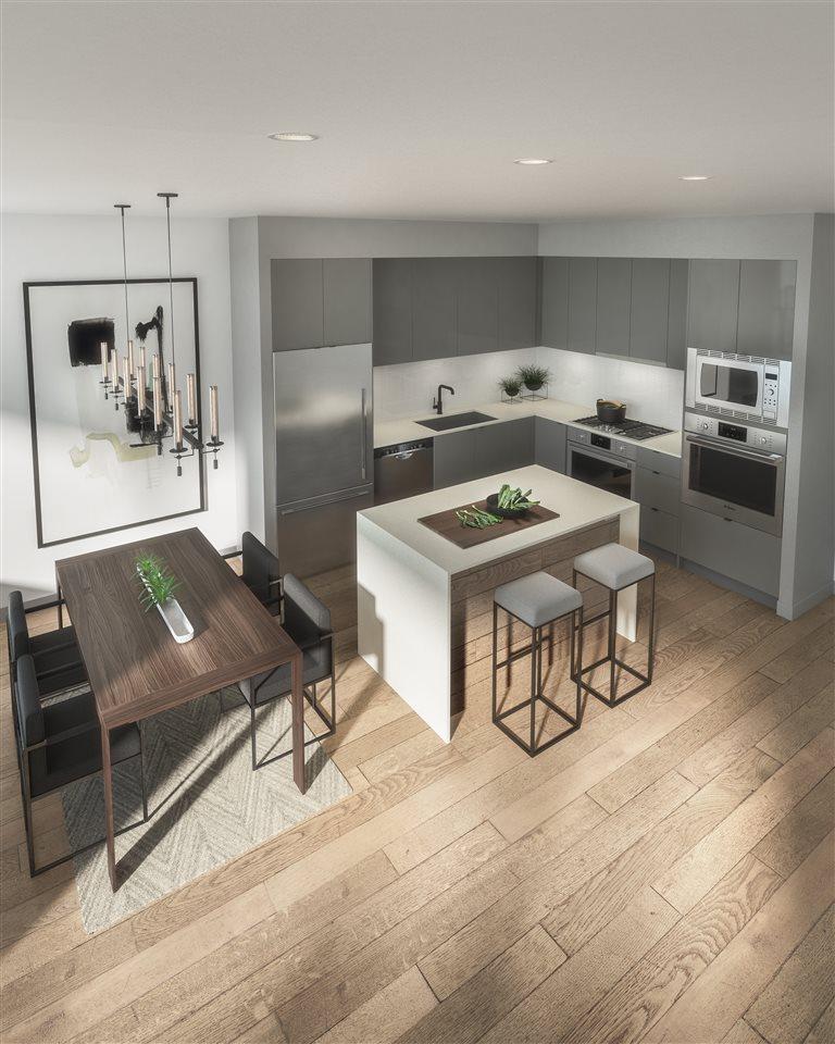 Condo Apartment at 205 83 MOODY STREET, Unit 205, Port Moody, British Columbia. Image 3