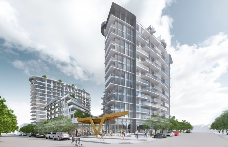 Condo Apartment at 1005 2220 KINGSWAY, Unit 1005, Vancouver East, British Columbia. Image 3
