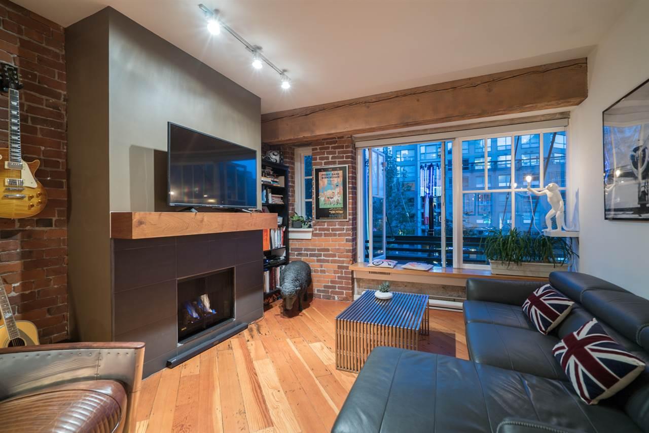 Condo Apartment at 210 1178 HAMILTON STREET, Unit 210, Vancouver West, British Columbia. Image 1