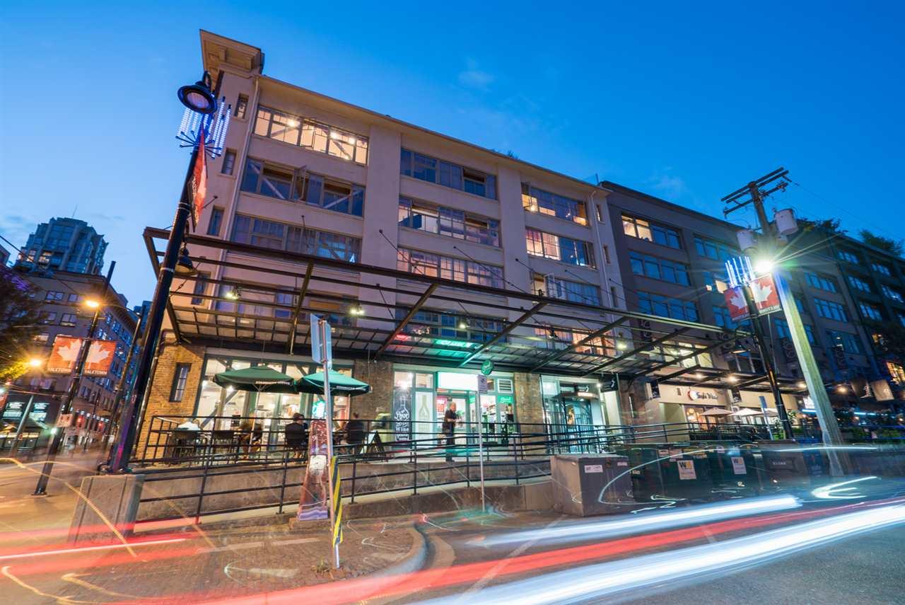 Condo Apartment at 210 1178 HAMILTON STREET, Unit 210, Vancouver West, British Columbia. Image 17
