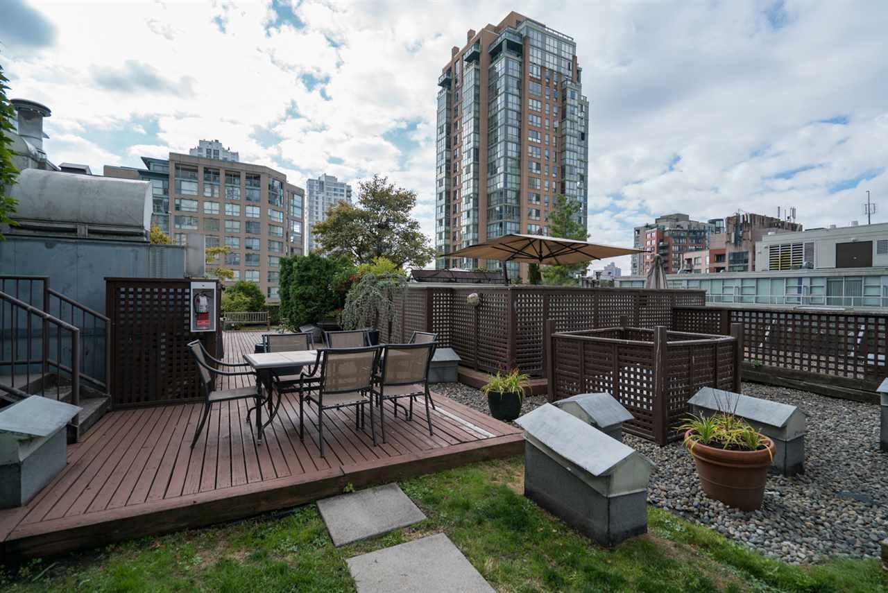 Condo Apartment at 210 1178 HAMILTON STREET, Unit 210, Vancouver West, British Columbia. Image 20