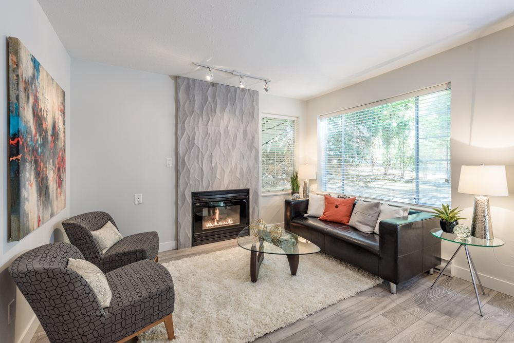 Condo Apartment at 105 1433 E 1ST AVENUE, Unit 105, Vancouver East, British Columbia. Image 3