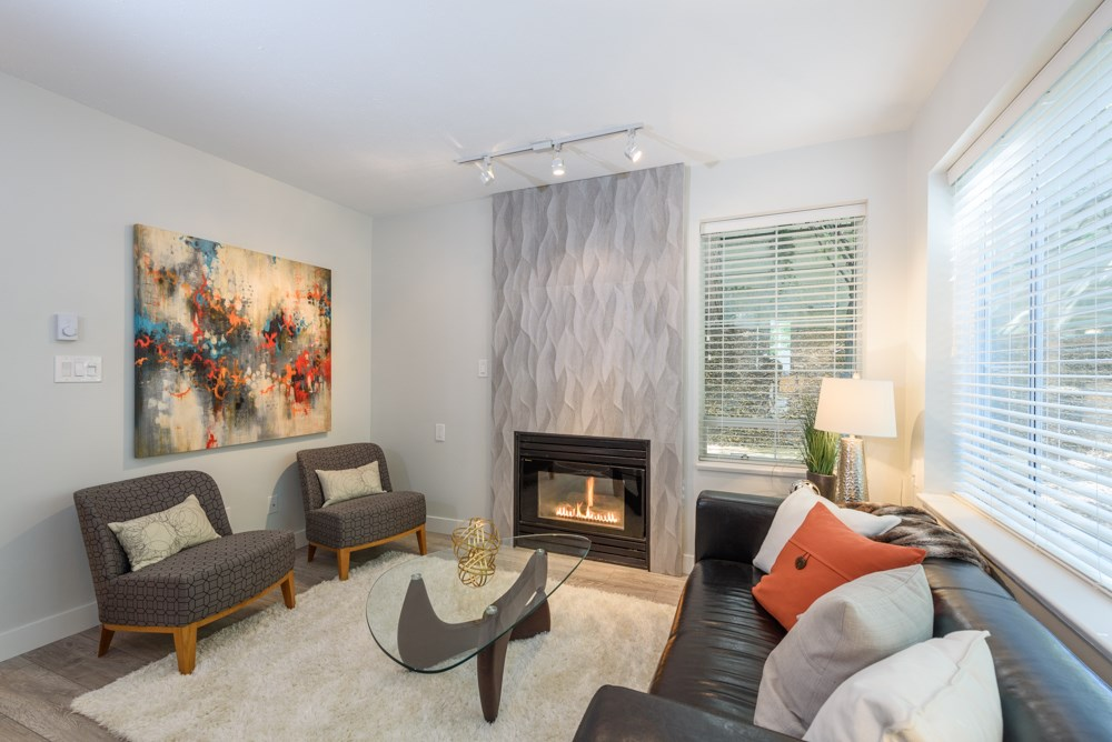 Condo Apartment at 105 1433 E 1ST AVENUE, Unit 105, Vancouver East, British Columbia. Image 4