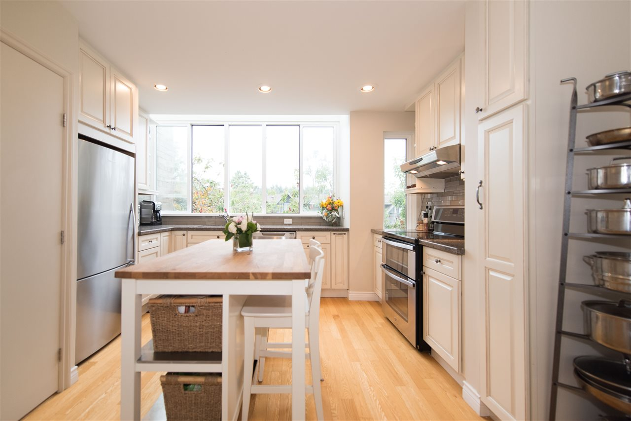 Townhouse at 848 W 7 AVENUE, Vancouver West, British Columbia. Image 7