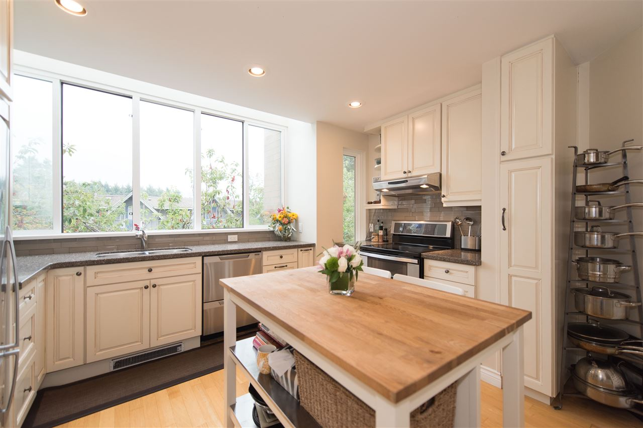 Townhouse at 848 W 7 AVENUE, Vancouver West, British Columbia. Image 9
