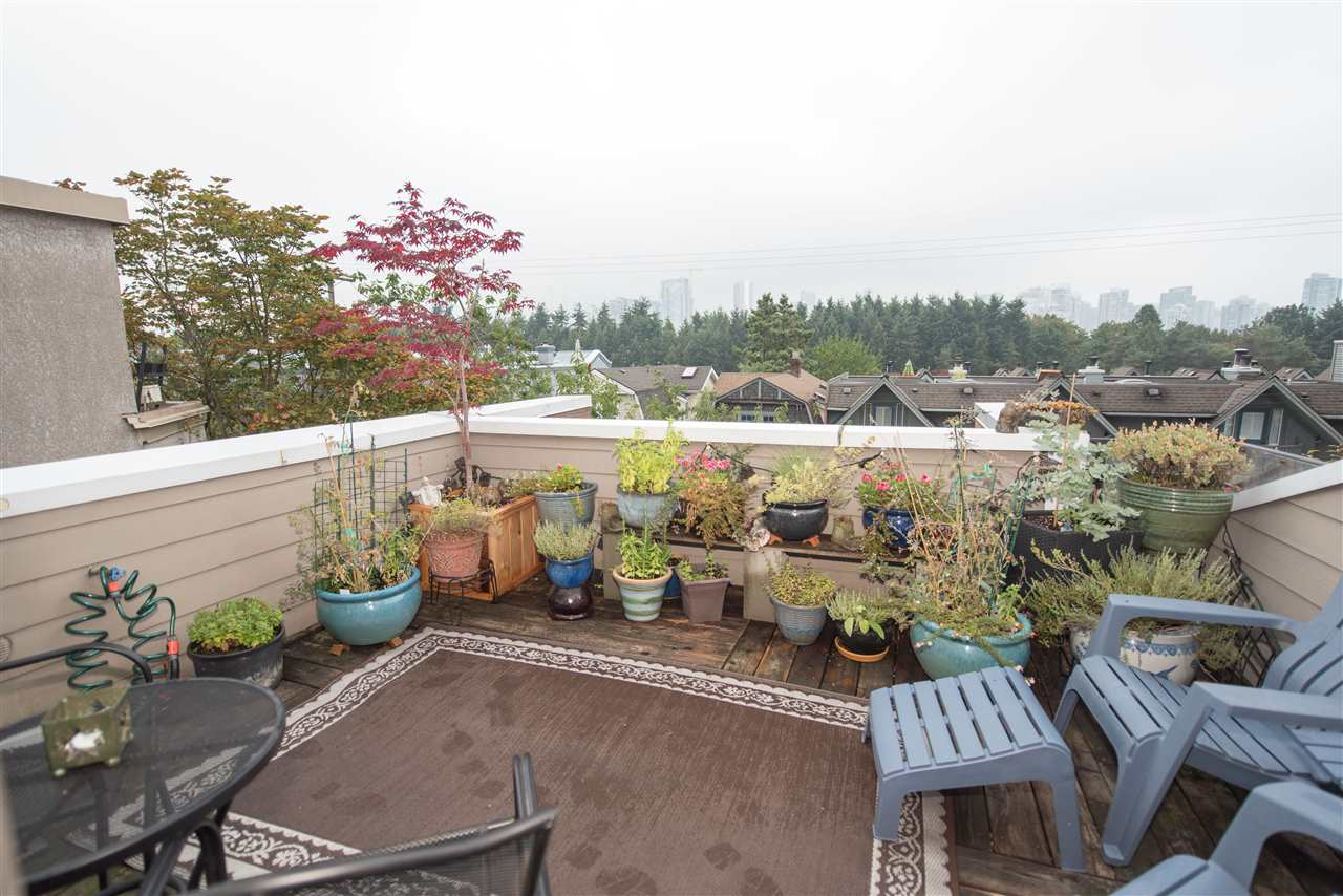 Townhouse at 848 W 7 AVENUE, Vancouver West, British Columbia. Image 13