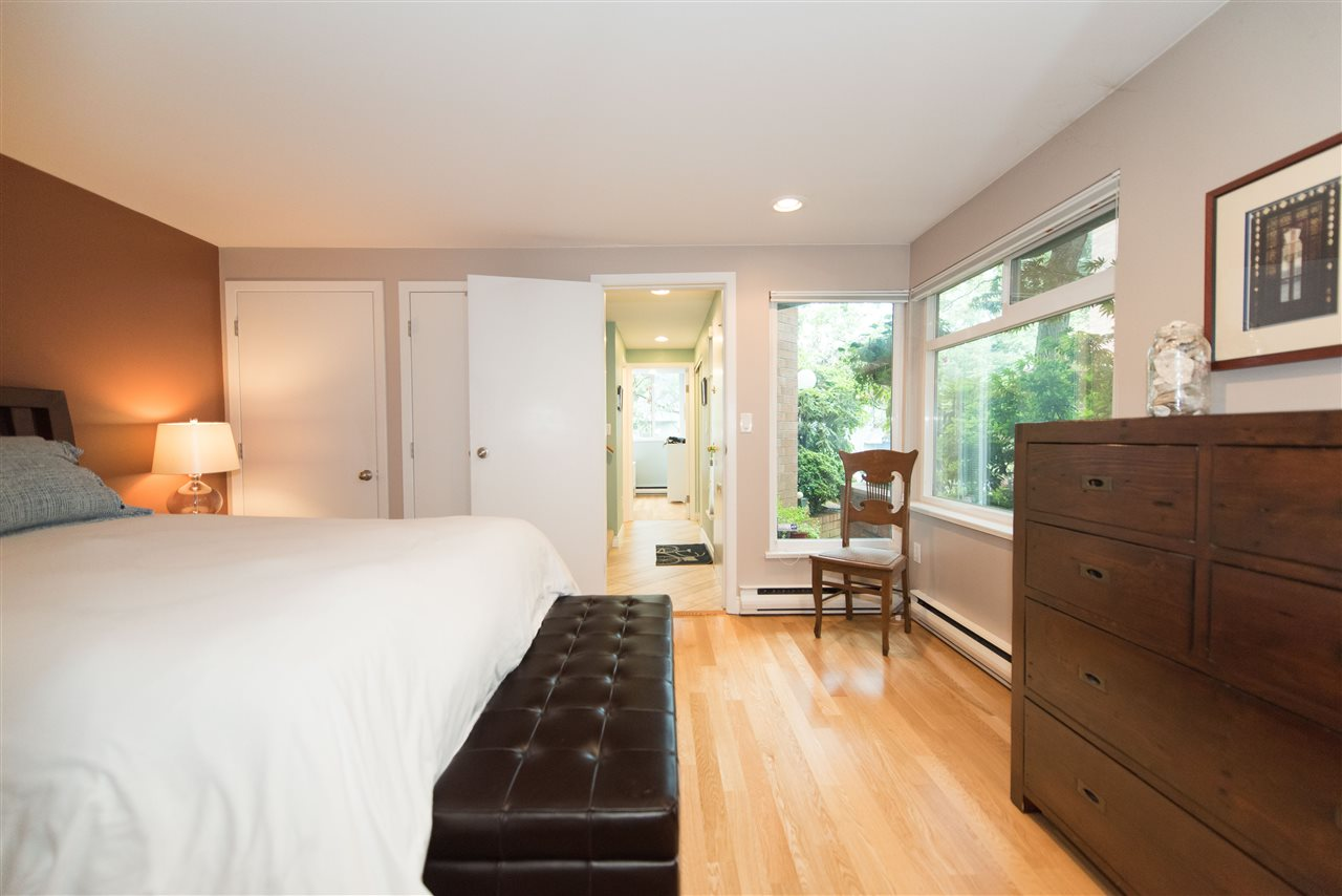 Townhouse at 848 W 7 AVENUE, Vancouver West, British Columbia. Image 15