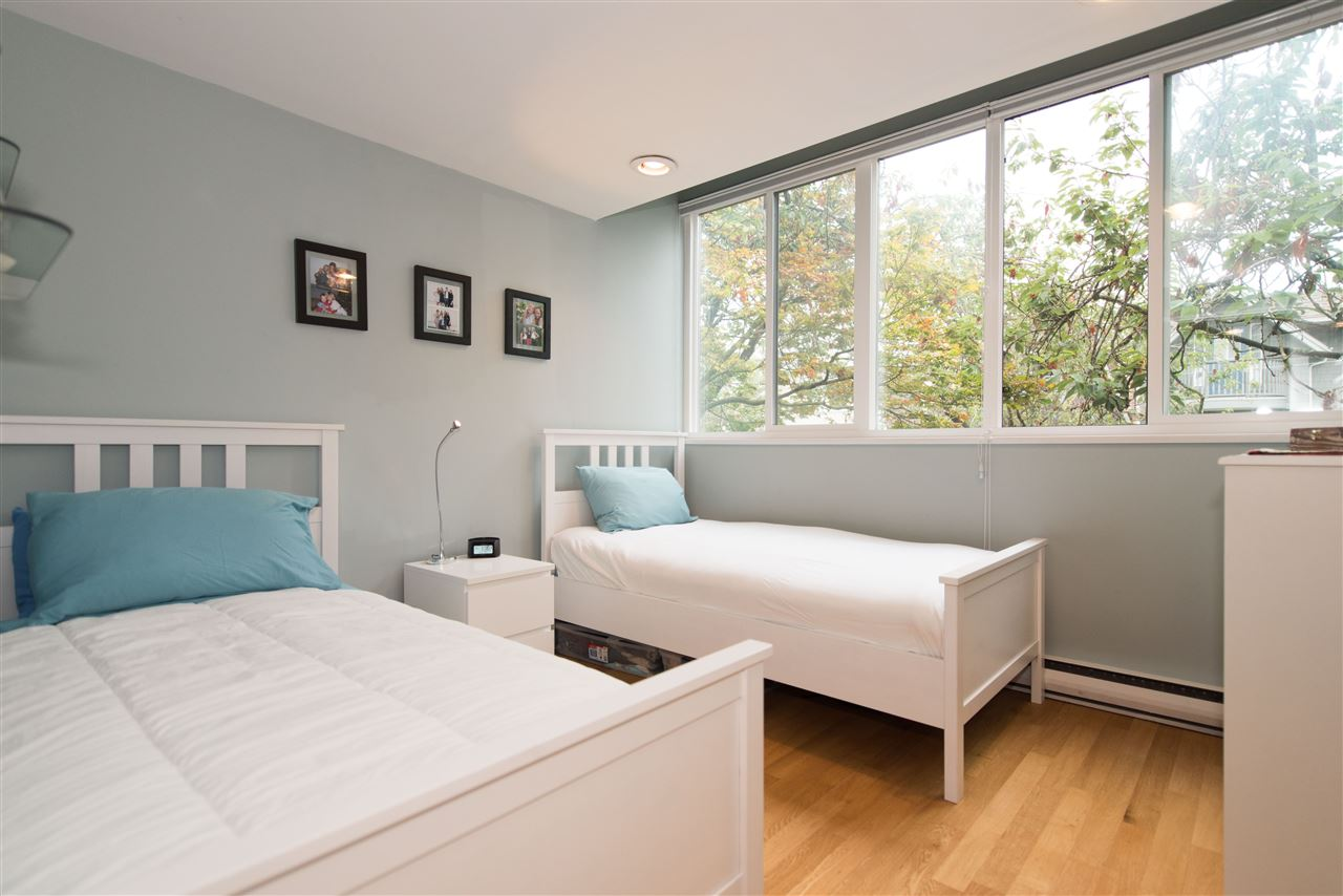Townhouse at 848 W 7 AVENUE, Vancouver West, British Columbia. Image 19