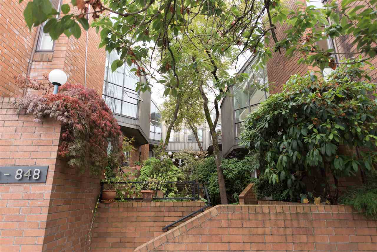 Townhouse at 848 W 7 AVENUE, Vancouver West, British Columbia. Image 20