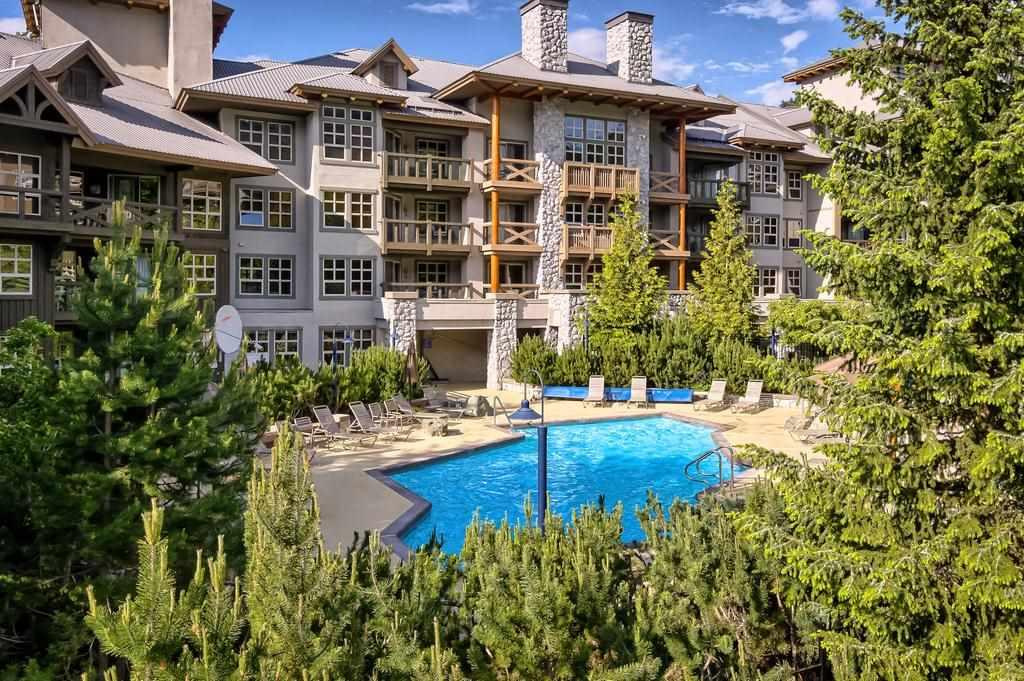 Condo Apartment at 511 4899 PAINTED CLIFF ROAD, Unit 511, Whistler, British Columbia. Image 10