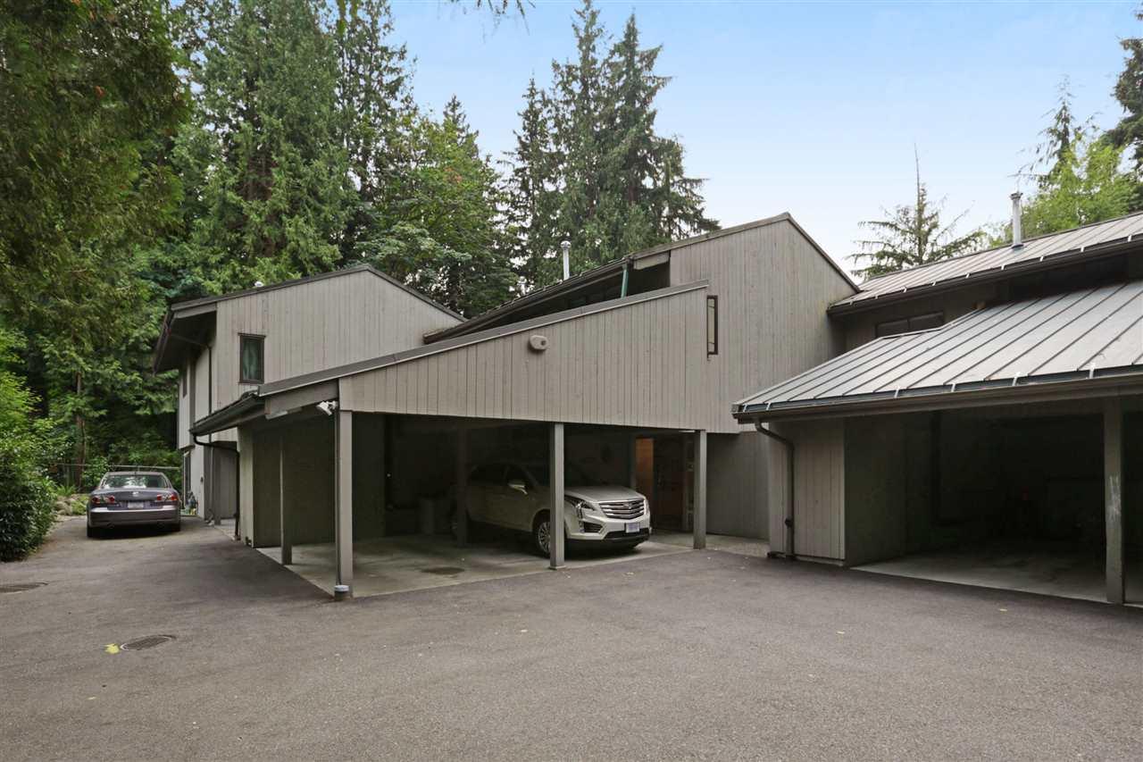Townhouse at 2873 CAPILANO ROAD, North Vancouver, British Columbia. Image 2