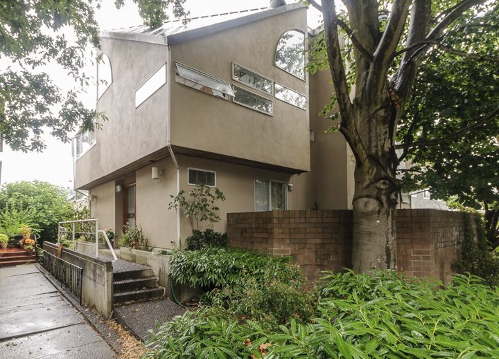 Townhouse at 2353 YORK AVENUE, Vancouver West, British Columbia. Image 3