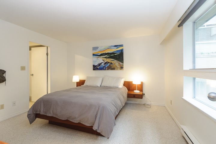 Townhouse at 2353 YORK AVENUE, Vancouver West, British Columbia. Image 5
