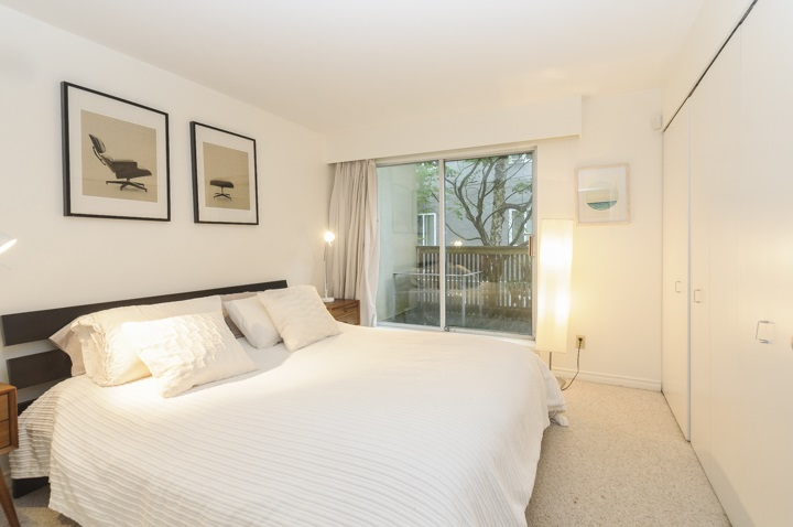 Townhouse at 2353 YORK AVENUE, Vancouver West, British Columbia. Image 7